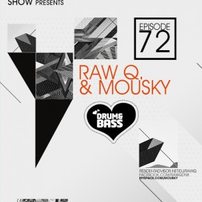 UMS EPISODE 72 RAW Q. & MOUSKY