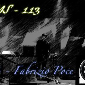 UMS 113 : J74 - Fabrizio Poce